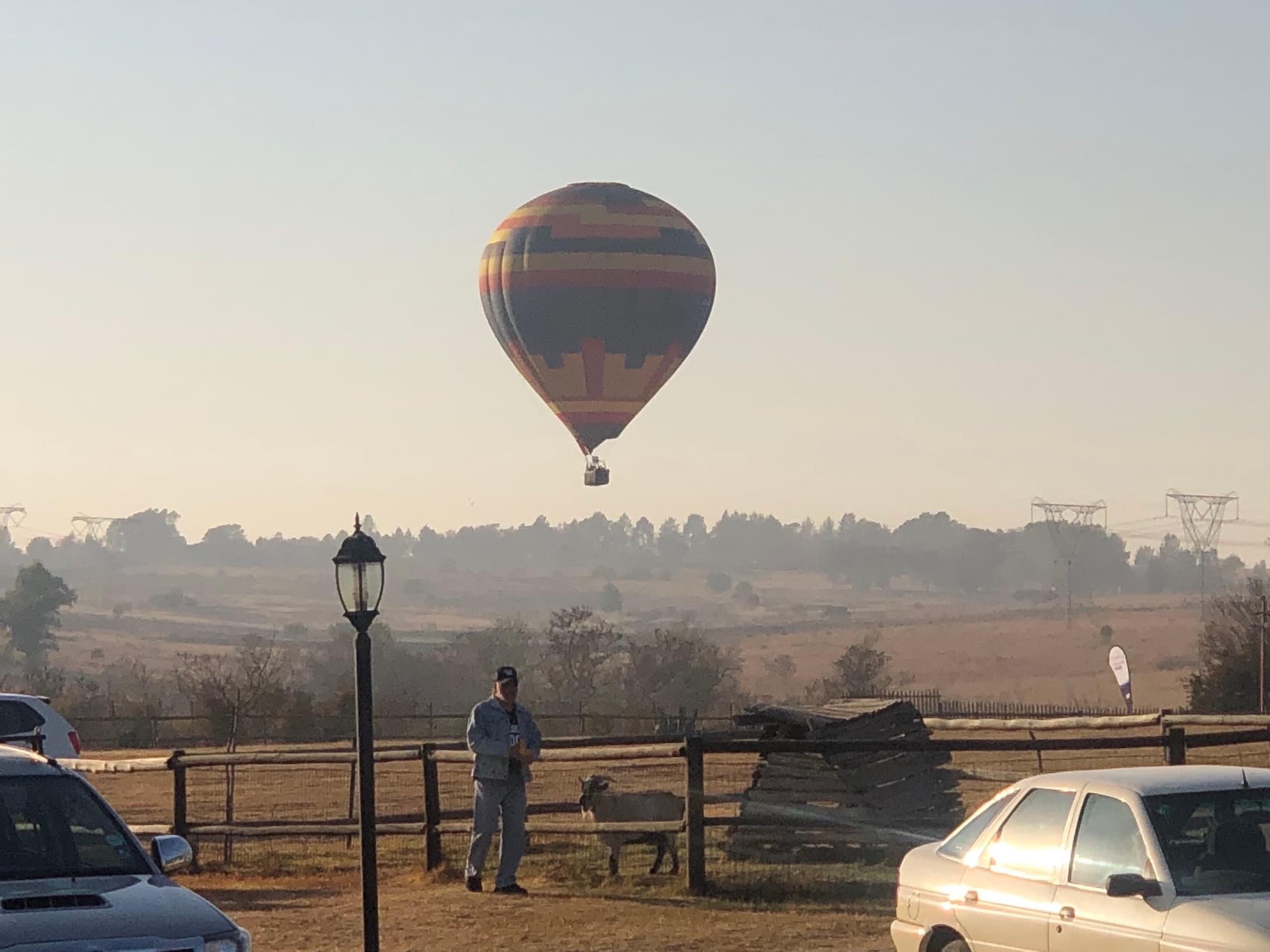 Hot Air balloon Ride Packages