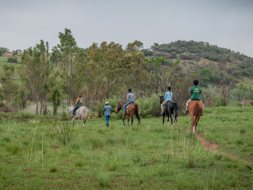 Lodges with Horse riding in Lanseria